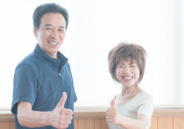 院長とヨ-ガ・気功担当スタッフ