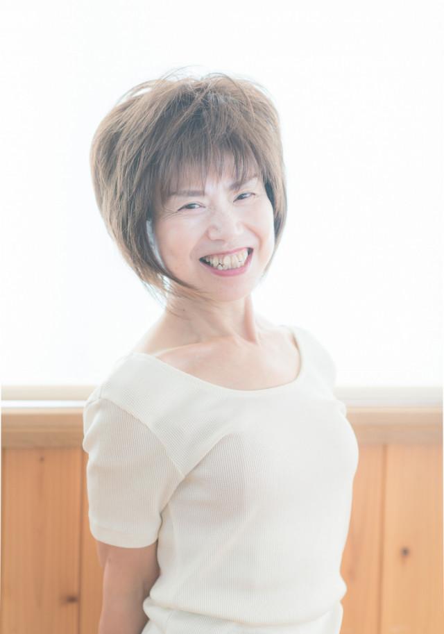 森上健康スタジオ代表:森上 雅子(モリカミ マサコ)