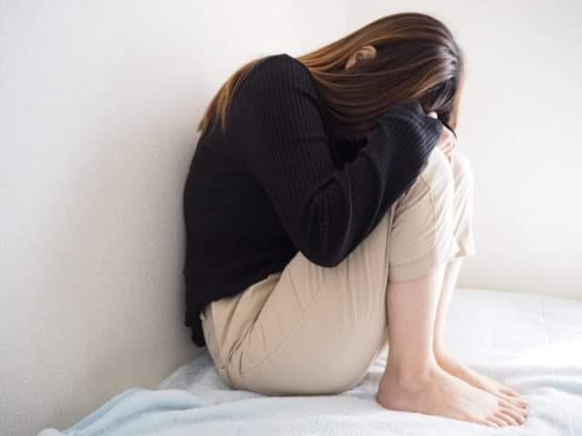 更年期障害に悩む女性